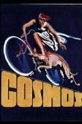 Vintage cycling advertisment poster - Cosmos